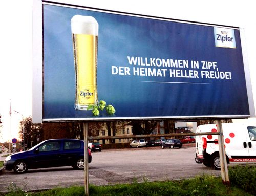 24 Bogen Plane Brauerei Zipf