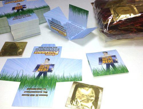 Kondomverpackung Beiksammer