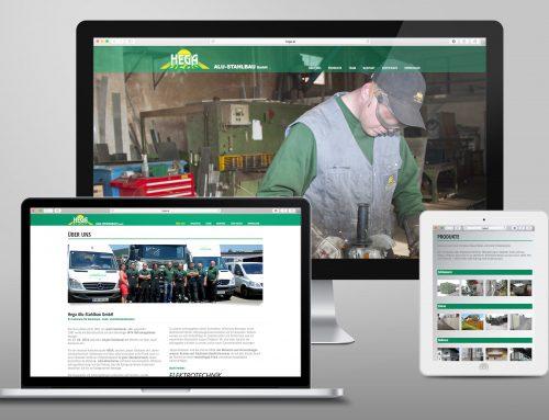 Hega Alu-Stahlbau GmbH